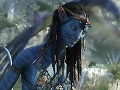 Amazing porn from Avatar movie